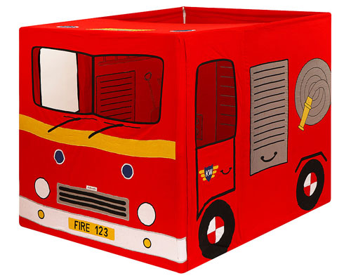 Fire Engine Playhouse by Kiddiewinkles at Zulily