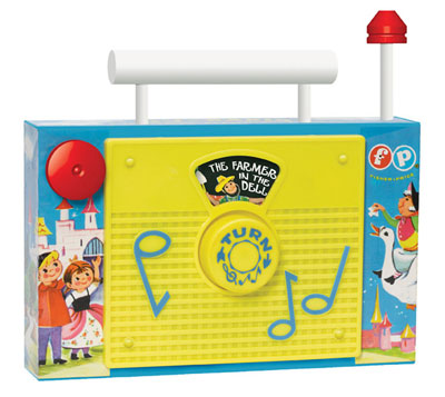 Fisher Price Classic toys discounted at Zulily