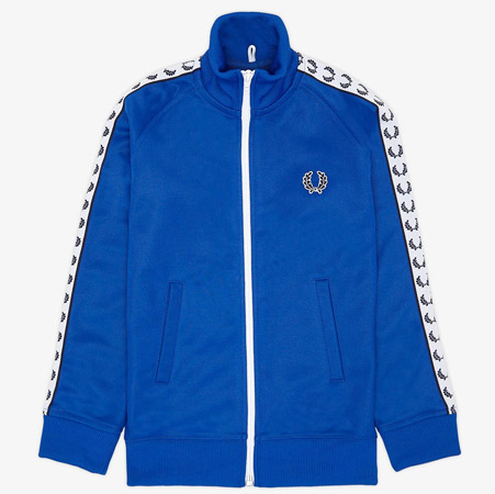 Fred Perry old school track tops for kids