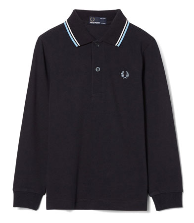 http://www.juniorhipster.com/2013/05/01/fred-perry-twin-tipped-polo-shirt-for-kids/
