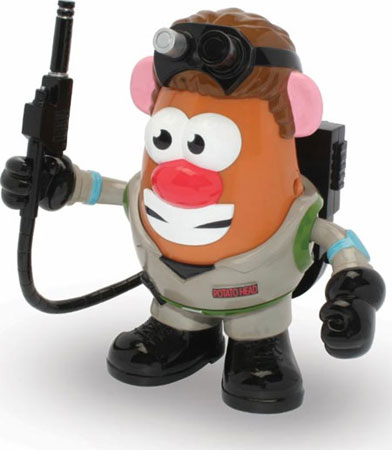 Mr Potato Head Ghostbusters