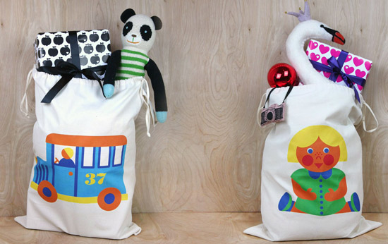 byGraziela canvas bags for toys