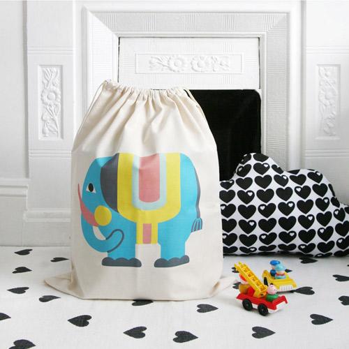 byGraziela canvas bags for toys