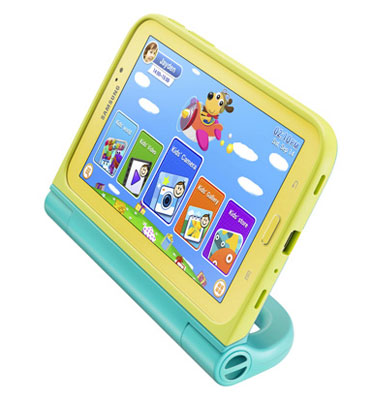Samsung Galaxy Tab 3 Kids is the latest child-friendly tablet