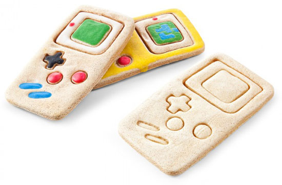 Game Boy Cookie Cutter by Donkey
