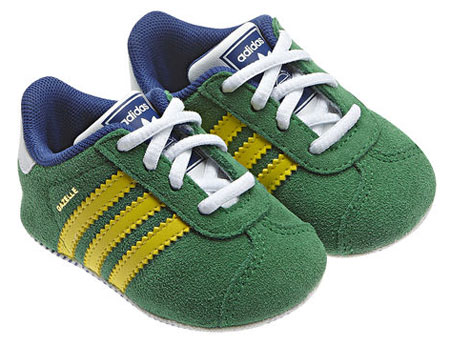 Adidas Gazelle World Cup set for kids