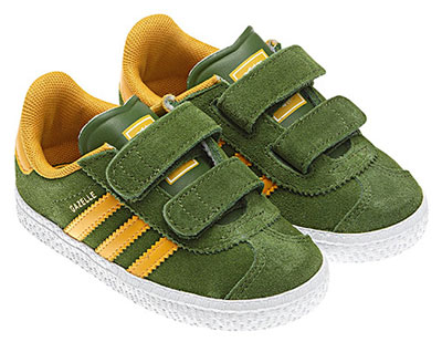 boys adidas gazelle trainers