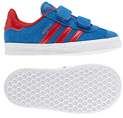 Adidas Gazelle II trainers for kids