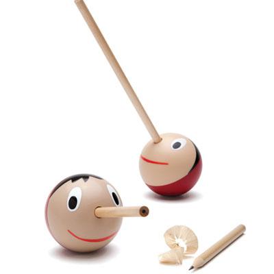 Geppettos Pencil Sharpener