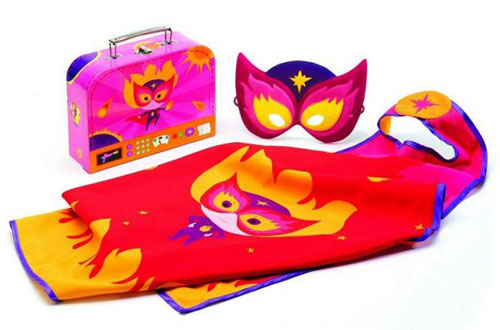 Girl Superhero Set by Djeco