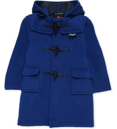 Gloverall Paddington Bear wool-blend duffle coat