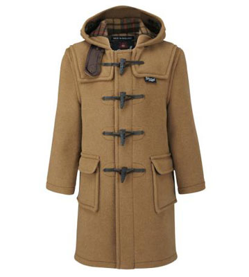 Gloverall classic duffle coats for kids