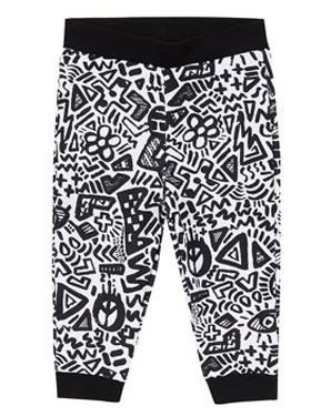 Mini Graffitti Jogger from Topshop Mini