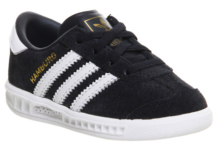 Adidas Hamburg trainers for infants