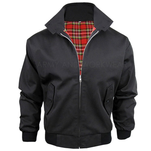 Mini mod: Harrington jackets for kids