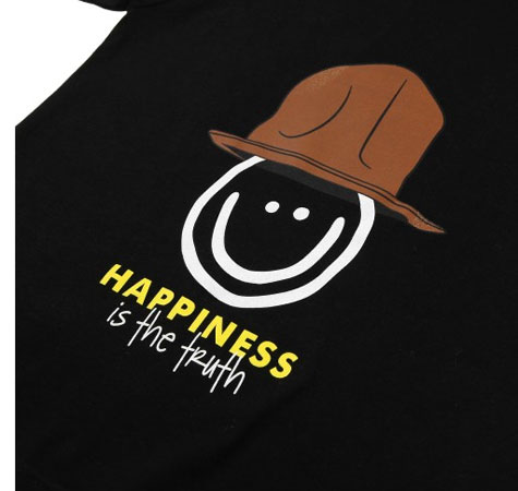 Peace Love World X Pharrell Williams Happiness t-shirt