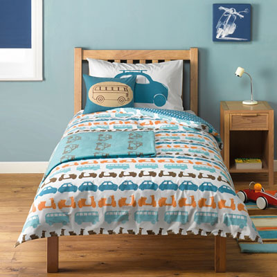 Here, There and Everywhere duvet cover set at John Lewis
