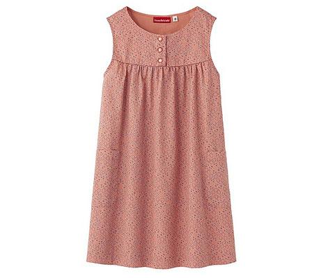 Ivana Helsinki dresses for kids at Uniqlo