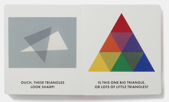 Arty kids: Squares & Other Shapes: with Josef Albers (Phaidon)
