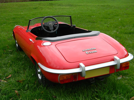 eBay watch: Junior E-Type Jaguar car for kids