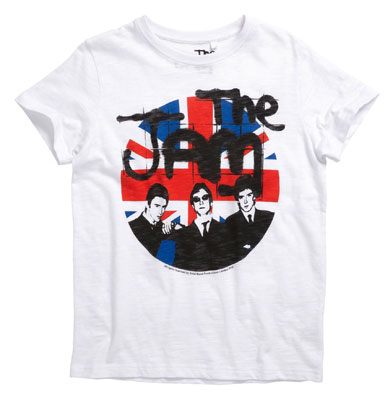 The Jam t-shirt at Next Kids