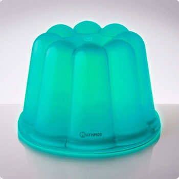 Mathmos colour-changing Jelly Light