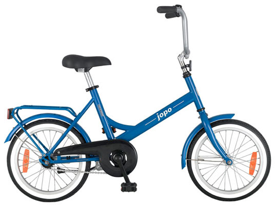 Helkama Jopo bicycle for kids