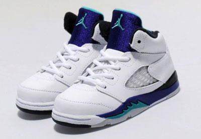 Nike Jordan V trainers for kids