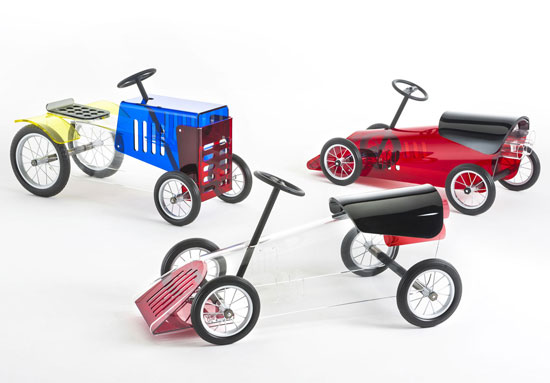 Kartell unveils its first-ever kids collection
