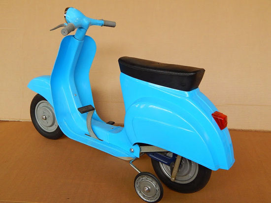 Our Wish List Kinderbaby Vespa Scooter For Kids Junior
