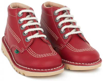 1970s Kickers Kick Hi boots