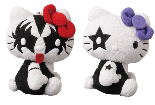 Kiss x Hello Kitty Collection by Medicom