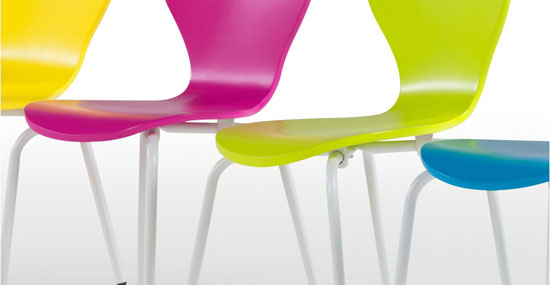 Occasional seating: Mini Kitsch Chairs at Made
