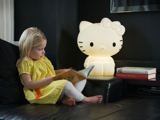 Kitty White - Hello Kitty LED light