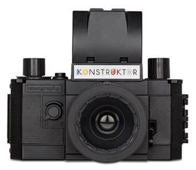 Lomography Konstruktor - make your one 35mm SLR camera