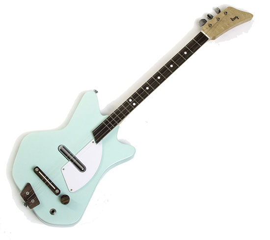 Loog vintage-style electric guitars for kids