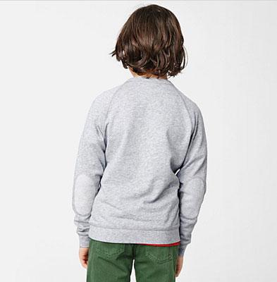 Lacoste collegiate-style sweatshirt