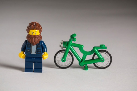 Lego hipster minifigures