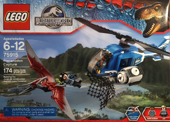 Lego Jurassic World to land this summer