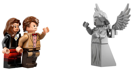 Lego Doctor Who Set officially unveiled and ready for Christmas