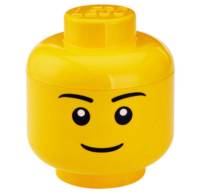 Lego storage discounted at Achica