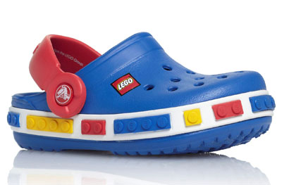 Lego Crocs from Next