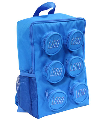 Lego Brick backpack