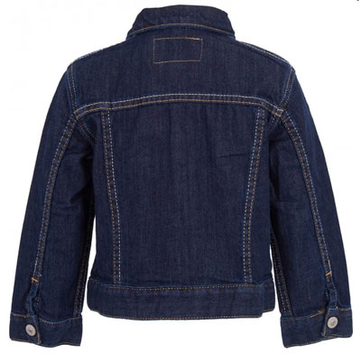 Levi's classic denim jacket for kids