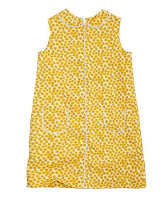 Membery London Xanthe Print Shift Dress