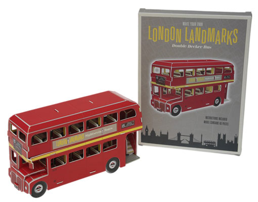 Make Your Own London Bus