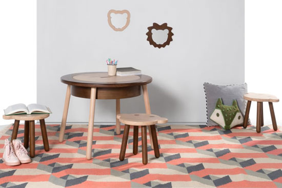 Design for kids: Troop furniture range by Made