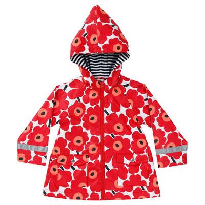 Marimekko Hili 2 raincoat
