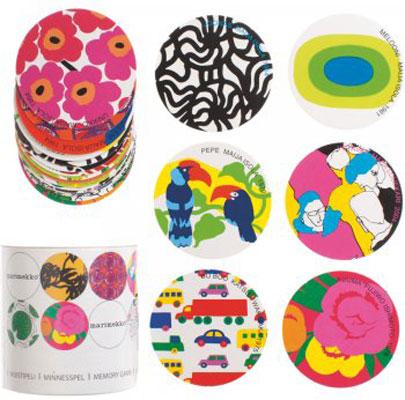 Marimekko Children's Memory Game from Nordic Kids