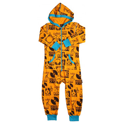 Maxomorra Music Onesie